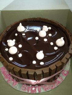 PIGGY MUDBATH CAKE by Linda Cupp mudbath cake, birthday cake