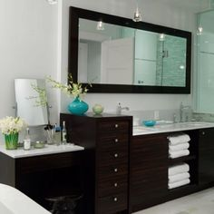 Washroom ideas on pinterest contemporary bathrooms for Washroom ideas