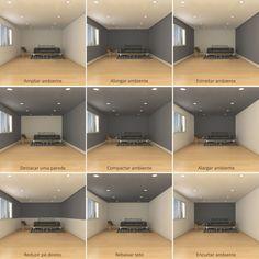 Interieur workshops : moodboard, kleurplan, lichtplan en plattegrond ...