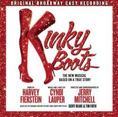 Kinky Boots (Pantages Theater, November 11 – November 30, 2014) - Available on Freegal (download 5 songs/wk)