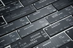 A Design Film Festival 2014 by Anonymous #grafica #stampa #corporate