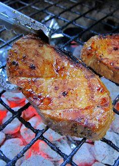 Lemon Pepper Pork Chops