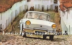 being stupid together!