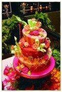 Colorful Tween Girl Cake!