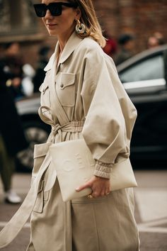 Street Style: look e tendenze alla Milano Fashion Week Autunno Inverno 2019 2020