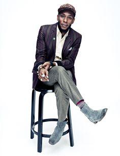 Yasiin Bey (Mos Def) music, peopl, mos def, style, fashion forward, yasiin bey, men fashion, mosdef, the artist
