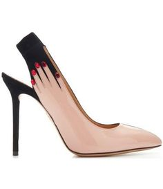 Charlotte Olympia Hands Up Pumps
