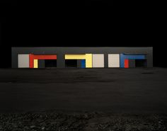 "Saatchi Online Artist: Edgar Martins; C-Type, 2009, Photography ""Untitled, from the series 'Reluctant Monoliths'"""