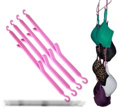 BraLadder: Bra Hanger, Bra Drying Rack, Bra Storage Solution, Bra Organizer