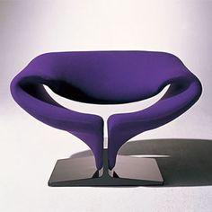 Pierre Paulin  , Ribbon Chair by Artifort