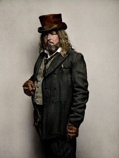 The Wild West - Rheinheart - Billy and Hells: Alternative portraits | Minimal exposition. S)