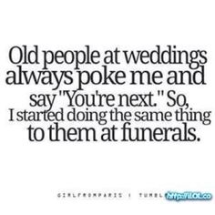 @lindsay lee... we should start doing this. ;-) true stori, funni st, funni thought