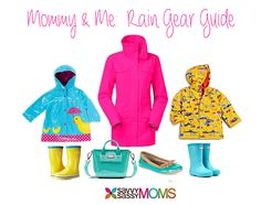 Mommy and me: Rain g