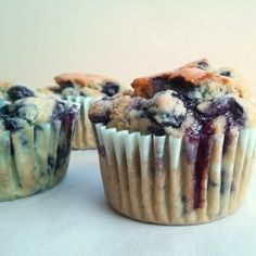 #222050 - Blueberry Muffins Vegan Gluten Free Recipe
