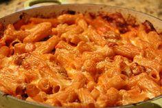 Mix and Match Mama: Sausage and Provolone Pasta
