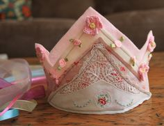 How to Make a Birthday Crown, DIY, Life is Made with Katie & Emily