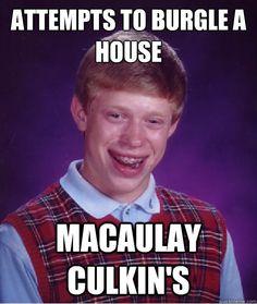 Bad Luck Brian | Memes
