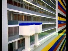 Lego House-Size House