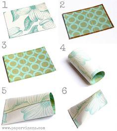 PaperVine: Perfect Petite Packaging (Tutorial)