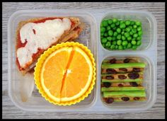 School Lunches from 100 Days of Real Food