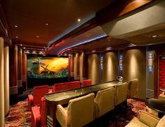 Hi tech home theater design ideas   Designbuzz : Design ideas and concepts