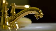 How to clean brass naturally - Though there are chemical brass cleaners on the market, try using some of these natural ingredients to clean brass, most of which you probably already have at home. (Ketchup, mild detergent, vinegar, salt, flour, lemon juice and water.)