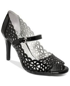 black lace dress sandals