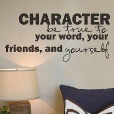 character.