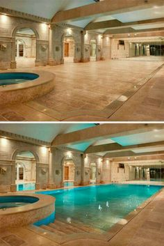 Amazing Room W/Hidden Pool