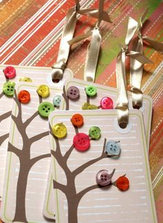 Cute gift tags  Older And Wisor: Way #26: Tag, You're It