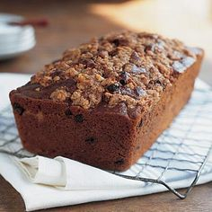 Pumpkin Streusel Bread | CookingLight.com
