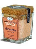 Murray River Salt by Artisan - Cork Jar