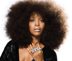 Badu natural #hair