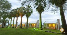 Magnificent 360° Virtual Tour showing the Kalahari Farmhouse in Namibia.