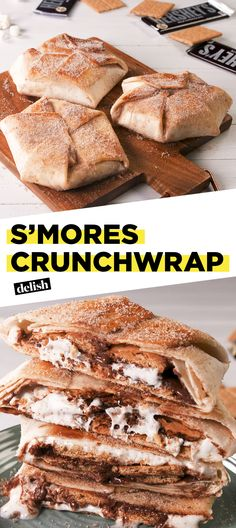 This S'mores Crunchw