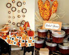 Harvest Party ideas