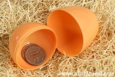 20 non-candy Easter egg fillers