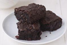 Gluten-Free Chewy-Gooey Brownies