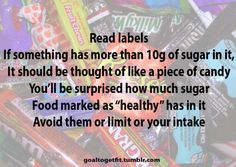 candi, read label, diet foods, diets, healthy tips, food labels, blog, health foods, sugar