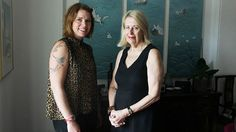 Daily Life's  Clementine Ford with national treasure Anne Summers at her home in Sydney's Potts Point.