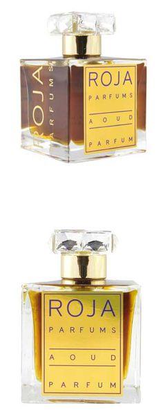 Roja, beautiful perfumes available at Harrods