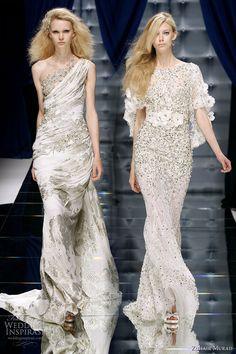 Zuhair Murad  #style #runway #fashion #design #beauty #hautecouture  #socialmedia #socialnetworks #pinterest