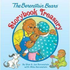 Berenstein Bears Storybook Treasury, Only $5.00 on Amazon!