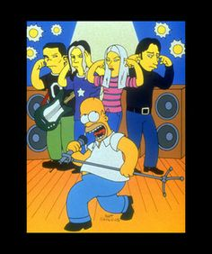 Pictures of 15 classic band cameos in The Simpsons - Photos - NME.COM