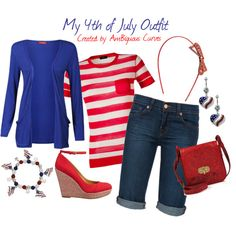 4th of july outfits plus size