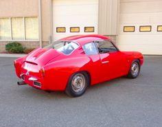 1959 Abarth Zagato 750 Double Bubble