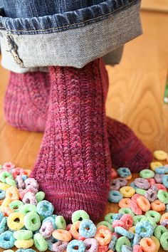 Ravelry: Froot Loop pattern by Kristi Geraci