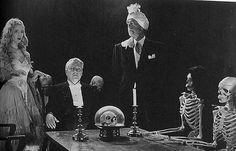 Night of the Ghouls, the best Ed Wood film in my opinion.