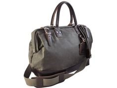 billy kirk medium carryall. made in the usa. $320.00