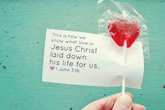 Spiritual Valentine